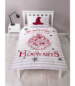 PRE ORDER Harry Potter Single Quilt Cover Set