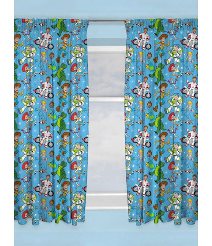 PRE ORDER Toy Story Curtains 72 inch drop