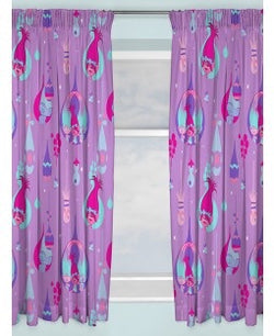 PRE ORDER Trolls Curtains 72 inch drop