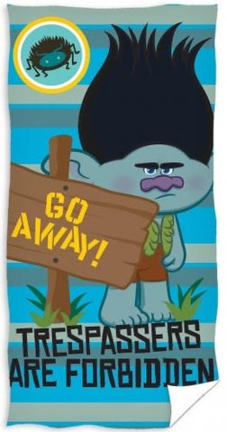 Trolls Branch Towel