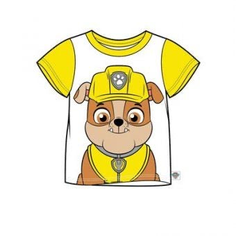 Paw Patrol Rubble T-Shirt Tee