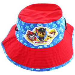 Bucket Hat - Paw Patrol Red