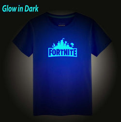 Men's / teens fortnite tees Blue
