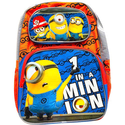 Large backpack minion