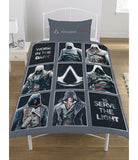 Assassin's creed legacy Single Quilt Cover Set