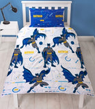 Batman Tech Licensed Single Quilt Cover Set POLYESTER