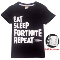 Fortnite tshirt - tee only - Eat Sleep