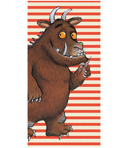 The Gruffalo Stripe Towel
