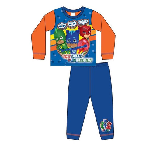 Pj Masks Winter Pjs Pyjama