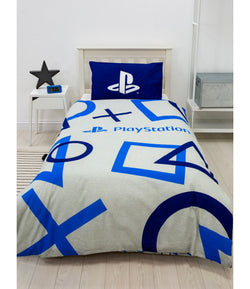 PlayStation Single Quilt Cover Set