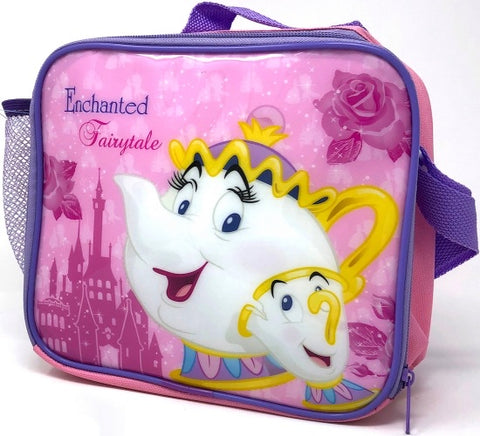 Beauty & The Beast Lunch Bag Cooler Bag