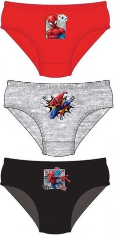 SPIDERMAN BOYS - 3 pack Underwear Undies