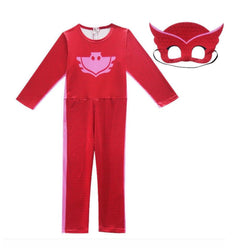 Pj Masks Dress up 5/6 Red