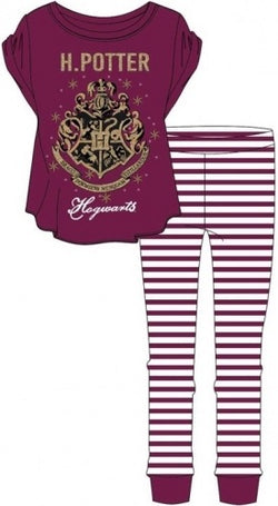 Harry Potter Ladies Winter Pant Pyjama Pj UK SIZING 12/14