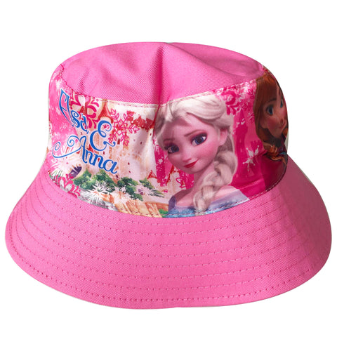 Bucket Hat - Frozen Light Pink