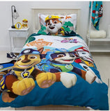 Paw Patrol Dino Single Quilt Cover Set