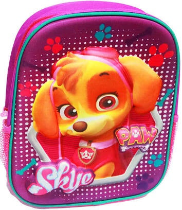 Backpack small 3D skye paw patrol