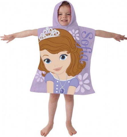 Hooded towel - Sophia The First