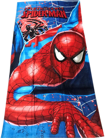 Towel - Spiderman