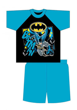 BATMAN Summer Pjs Pyjama