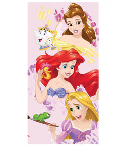 Princess Ariel Towel