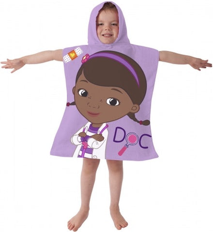Hooded towel - Dr McStuffins