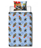 PRE ORDER Lego City Single Quilt Cover Set