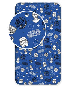 PRE ORDER STAR WARS Single fitted sheet ONLY