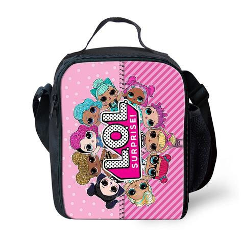 LOL DOLLS Cooler bag lunch bag