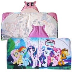 Hooded towel - My Little Pony