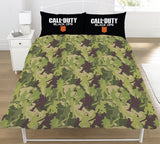 PRE ORDER Call of duty Double to queen Quilt Cover Set