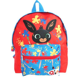Bing Bunny Licensed Junior Backpack 30cm
