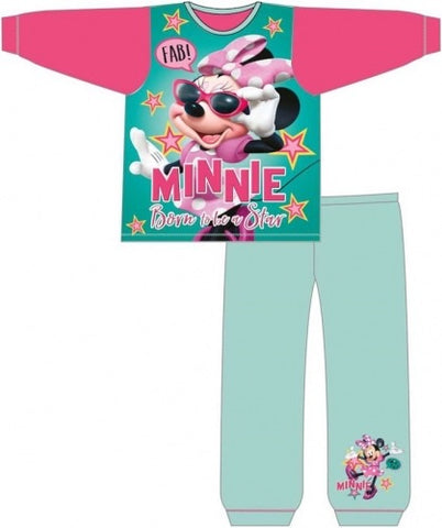 Minnie Mouse Winter Pjs Pyjama