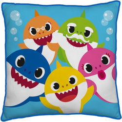 PRE ORDER Baby Shark reversible cushion