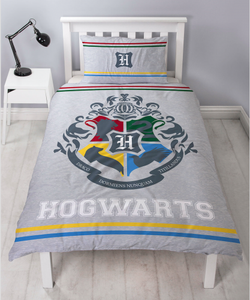 Harry Potter Single Quilt Cover Set