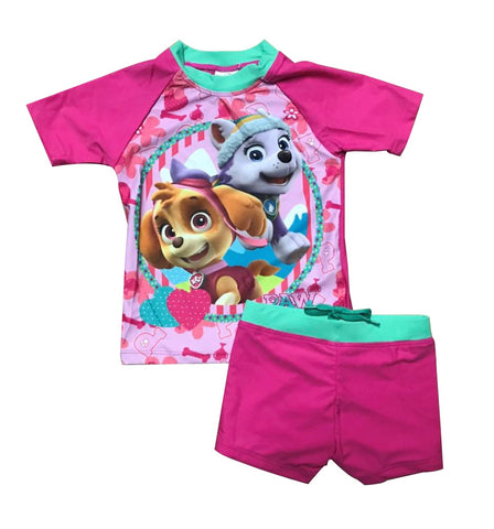 Paw Patrol swimmers (bottoms small make)