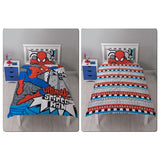 PRE ORDER Spider-Man Single Quilt Cover Set