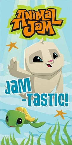 Animal Jam Towel