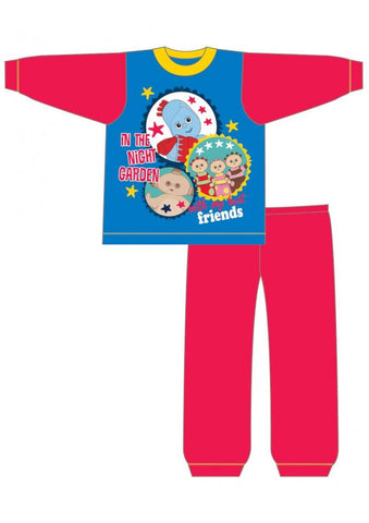 In The Night Garden ~ Iggle Piggle Winter Pjs Pyjama