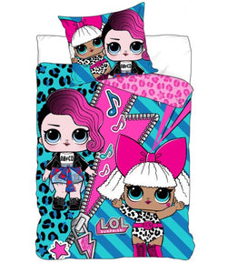 PRE ORDER LOL Surprise Single quilt cover set EU Case