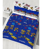 Transformers Roll Out Double to Queen Quilt Cover Set
