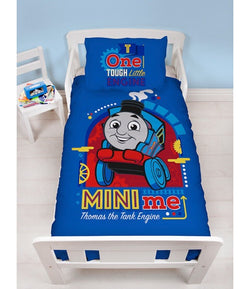 THOMAS - Toddler Bed/Cot Quilt Cover Set