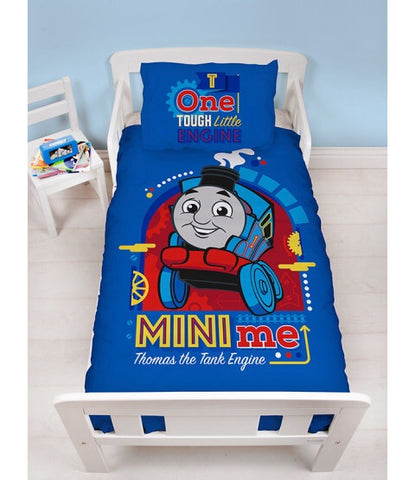 PRE ORDER THOMAS - Toddler Bed/Cot Quilt Cover Set