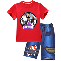 Fortnite outfit / pjs - Red top