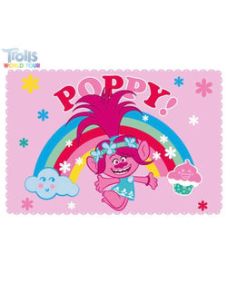 Trolls Throw Size Fleece Blanket