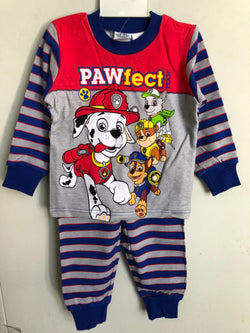 Winter pjs - Paw Patrol Boy