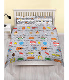 Friends Double to Queen Quilt Cover Set