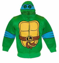TMNT Hooded Jacket Blue (minor faults)