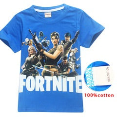 Fortnite tshirt - tee only - Blue