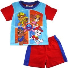 Paw patrol boy summer pjs